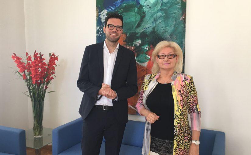 Interview mit dem amtsführenden Präsidenten des Wiener Stadtschulrates