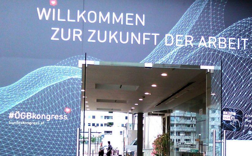 ÖGB Bundeskongress 2018